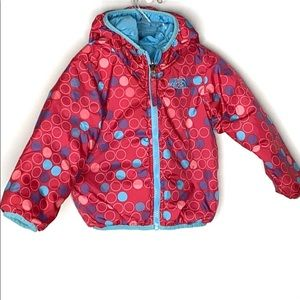 The North Face Reversible Jacket Size 2T